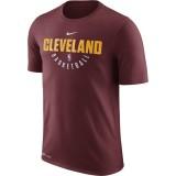 Achetez T-shirt Cleveland Cavaliers Dry team Rouge