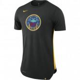 T-shirt Golden State Warriors City Edition Dry Noir Vendre Provence