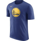 T-shirt Golden State Warriors Dry Logo rush Bleu Vendre Lyon