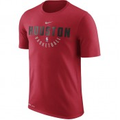 T-shirt Houston Rockets Dry Rouge Commerce De Gros