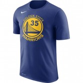 Promo T-shirt Kevin Durant Golden State Warriors Dry rush Bleu