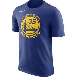 Promo T-shirt Kevin Durant Golden State Warriors Dry rush Bleu