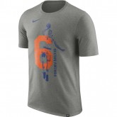 Promotions T-shirt Kristaps Porziņģis New York Knicks Dry dk Noir