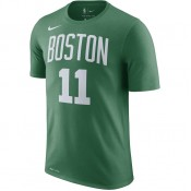 Nouvelle T-shirt Kyrie Irving Boston Celtics Dry clover Vert
