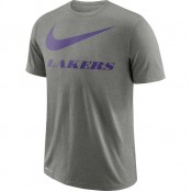T-shirt Los Angeles Lakers Dry dk Gris en Promo