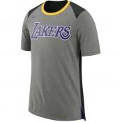 T-shirt Los Angeles Lakers dk Gris Pas Cher Marseille