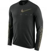 T-shirt NBA manches longues&gold pack Noir Promo Prix Paris