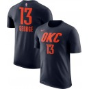 T-shirt Paul George OKC Thunder Bleu Site Officiel
