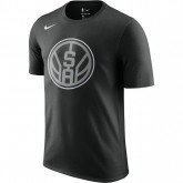 T-shirt San Antonio Spurs City Edition Dry Noir prix