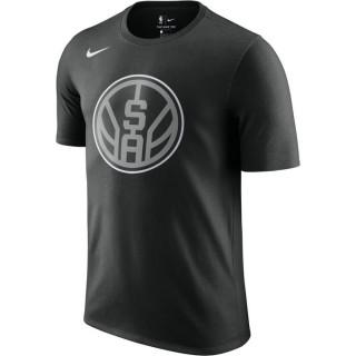 T-shirt San Antonio Spurs City Edition Dry Noir prix