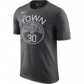 La Boutique Officielle T-shirt Stephen Curry Golden State Warriors Statement Dry anthracite Noir