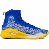 Vente Privée Under Armour Curry 4 Enfant More Fun GS Bleu