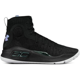 Under Armour Curry 4 Enfant More Range GS Noir Soldes Nice