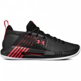 Under Armour Drive 4 Low red Noir Boutique En Ligne