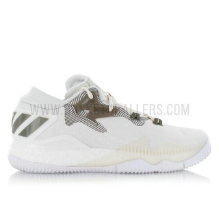 adidas Crazylight Boost Low 2016 Beige / Brun Vendre Provence