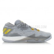 adidas Crazylight Boost Low 2016 Gris la Vente à Bas Prix