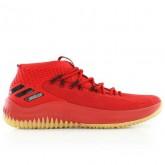 Achat de adidas Dame 4 red gum Rouge