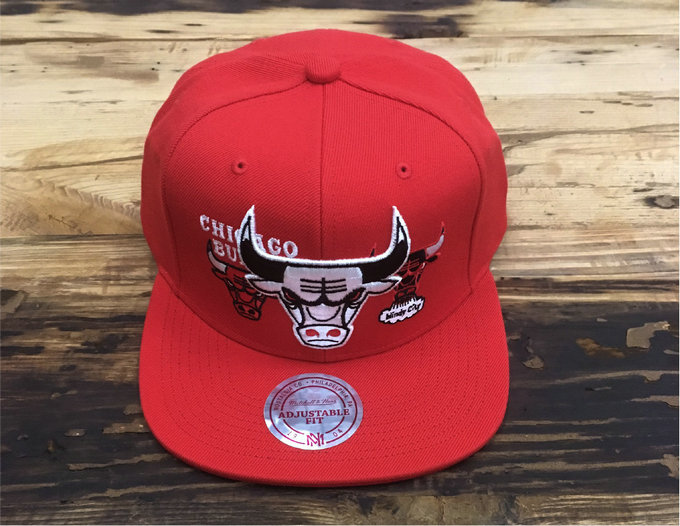 Bred History 3 Chicago Bulls Stack Rouge