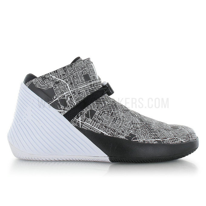 Jordan Why Not Zer0.1 City of Flight Noir