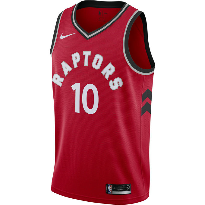 Maillot Demar Derozan Toronto Raptors Icon Edition Swingman Rouge