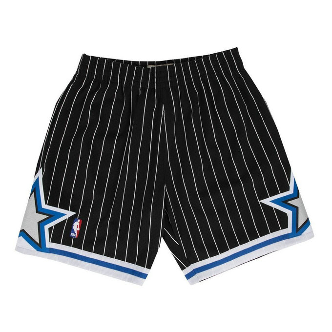 Short NBA Orlando Magic 1994-95 Swingman Mitchell&Ness Road Noir
