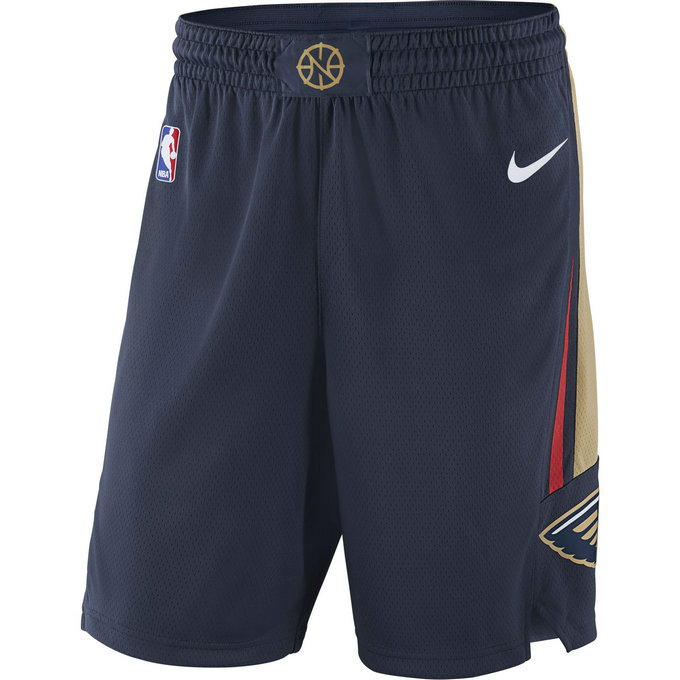Short New Orleans Pelicans Icon Edition Swingman Bleu