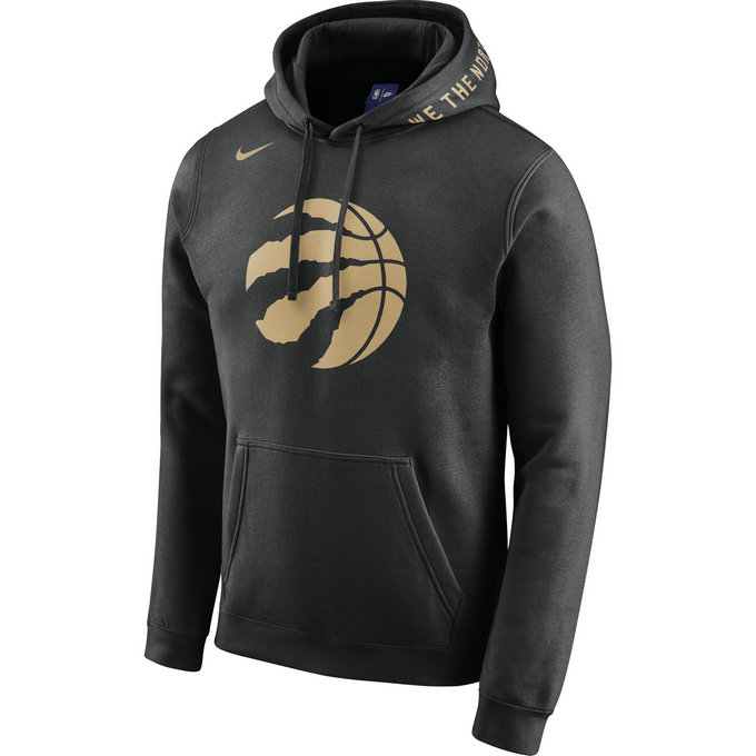 Sweat Toronto Raptors City Edition Noir