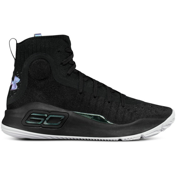 Under Armour Curry 4 Enfant More Range GS Noir