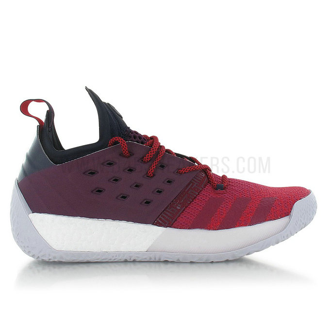 adidas Harden Vol. 2 Ignite Rouge