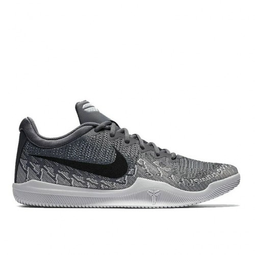 separation shoes 35cd9 f4ffc Mode Nike Kobe Mamba Rage Gris