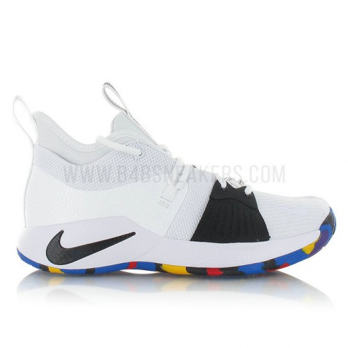 premium selection dd1a2 e6f26 Boutique Nike PG 2 TS March Madness Blanc En Ligne
