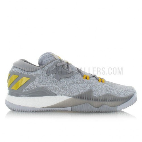adidas crazylight boost gris