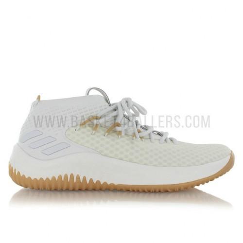 Site adidas Dame 4 Legacy Blanc
