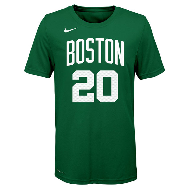 T-Shirt NBA Enfant Gordon Hayward Boston Celtics Vert