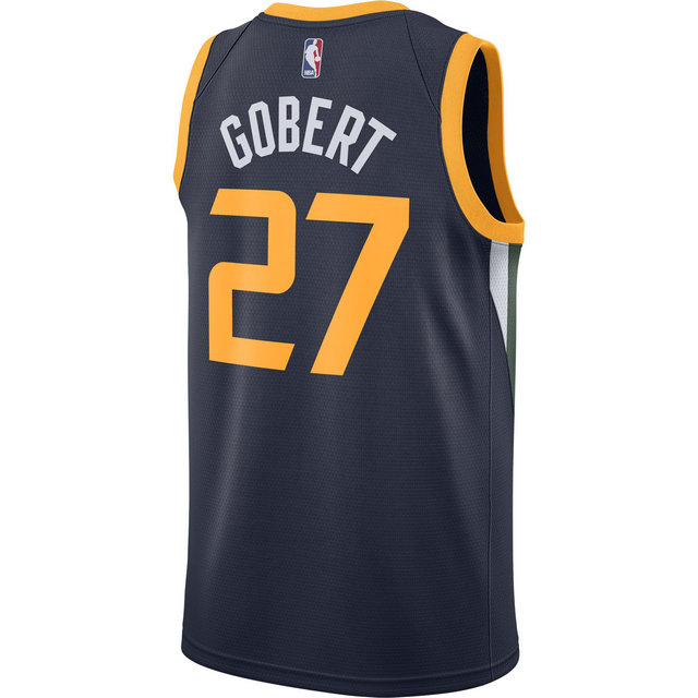 Maillot Rudy Gobert Utah Jazz Icon Edition Swingman Bleu