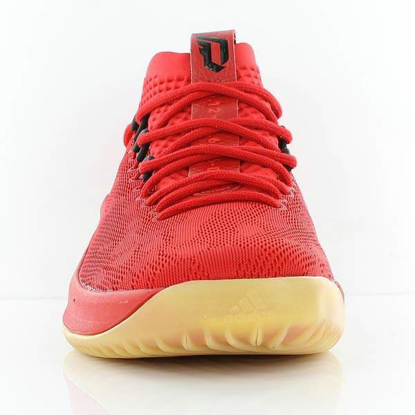 adidas Dame 4 red gum Rouge