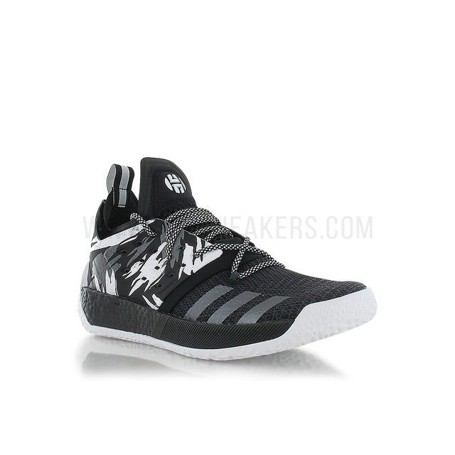 adidas Harden Vol. 2 Traffic Jam Noir