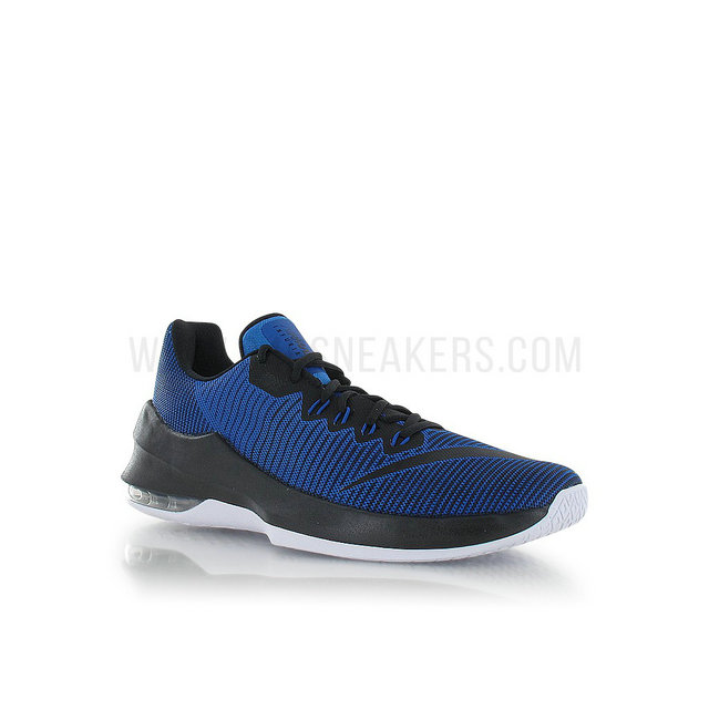 Acheter Nike Air Max Infuriate 2 Low game royalblack white Bleu