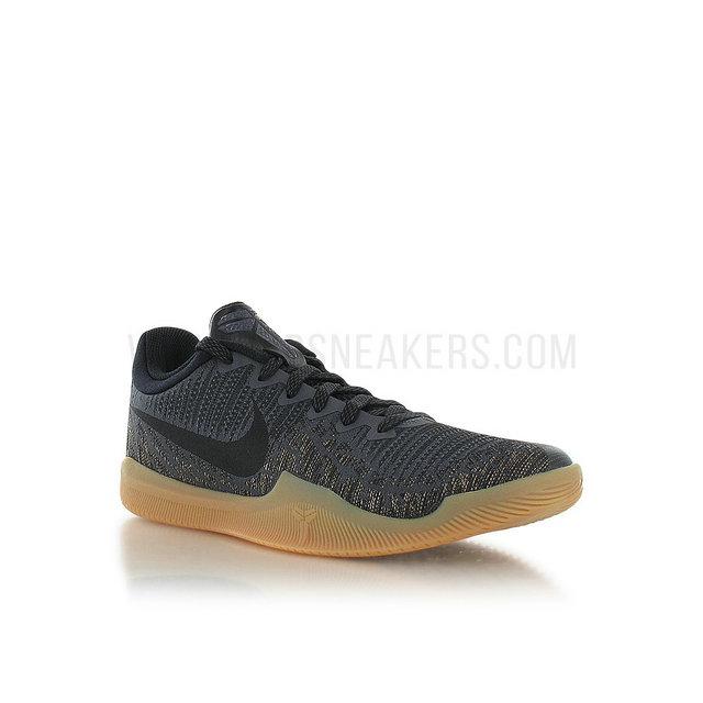 size 40 a32f7 73904 Nike Kobe Mamba Rage Premium Kodomo Noir Vendre