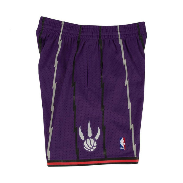 Short NBA Toronto Raptors Swingman Mitchell&Ness Violet