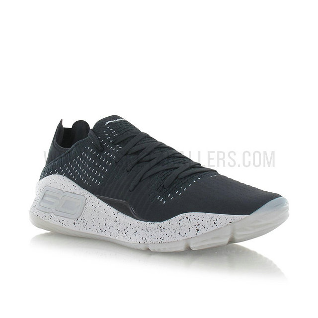 Under Armour Curry 4 Low Gris