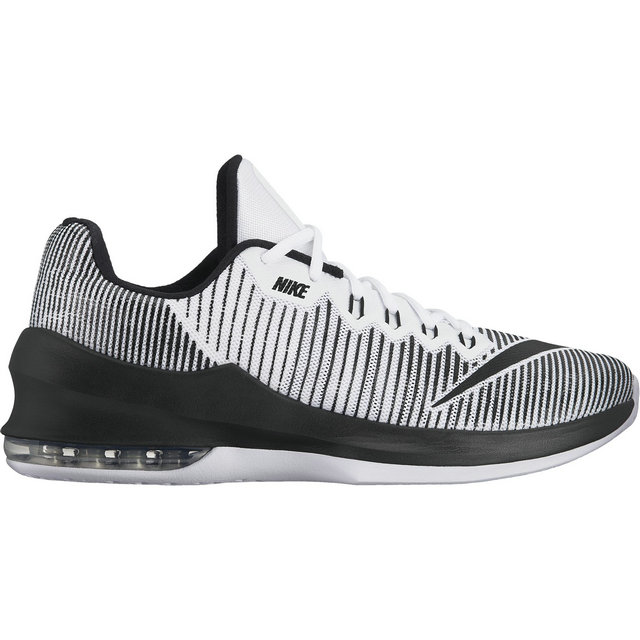 Nike Air Max Infuriate 2 Low/black Blanc