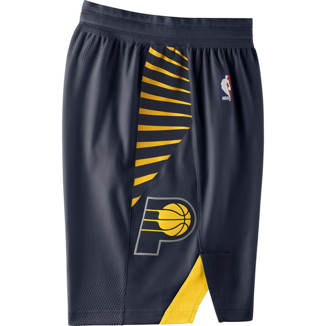 Short Indiana Pacers Icon Edition Authentic Bleu