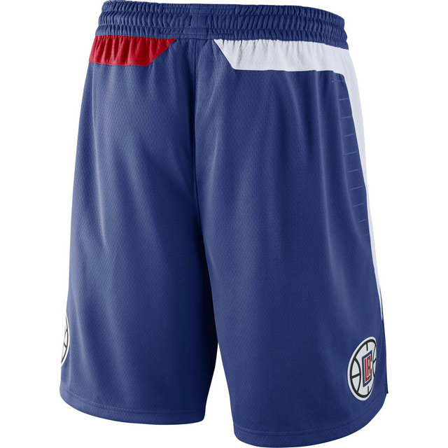 Short Los Angeles Clippers Icon Edition Swingman Bleu
