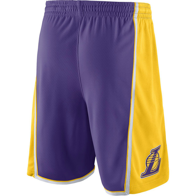 Short Los Angeles Lakers Statement Edition Swingman Violet