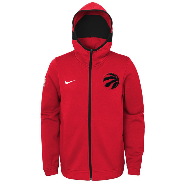 Sweat NBA Enfant Toronto Raptors Showtime Rouge