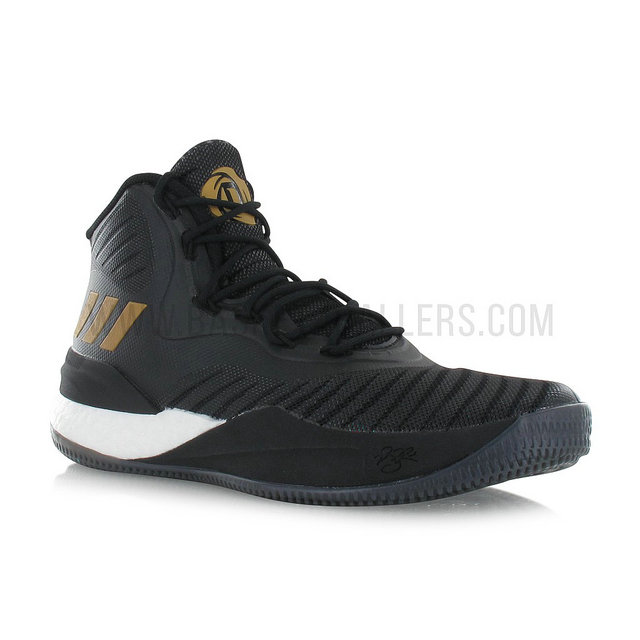 adidas D Rose 8 Boost Gold