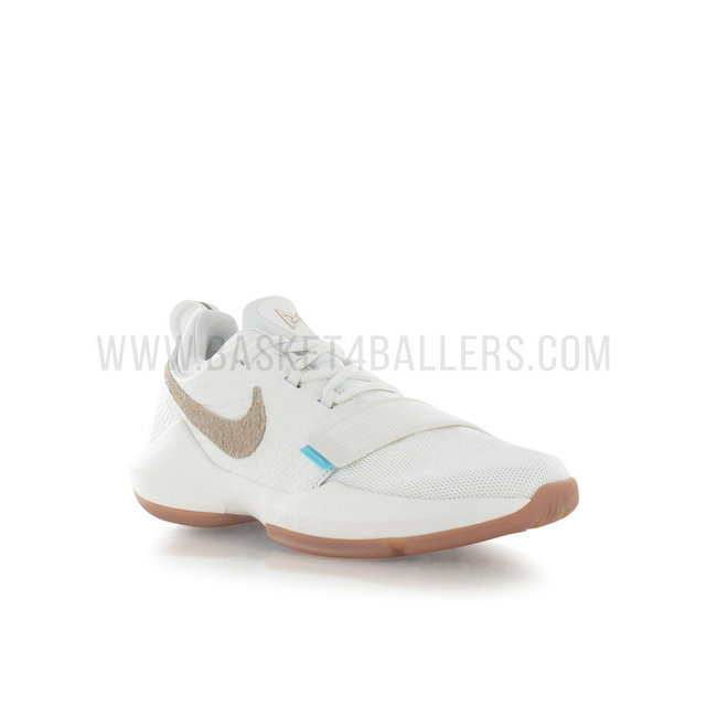 Nike PG 1 Enfant Summer Pack GS Blanc