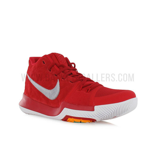 Nike Kyrie 3 Rouge