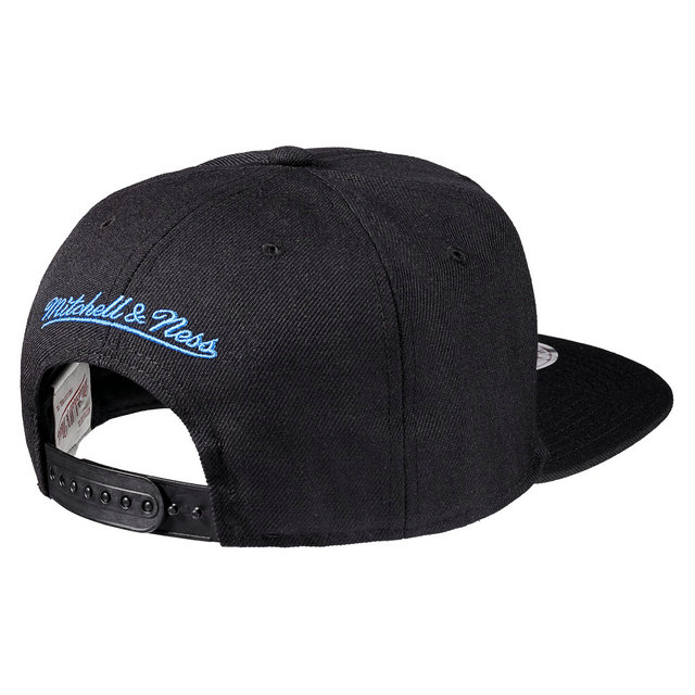 Casquette Mitchell & Ness Wool Solid Snapback Orlando Magic Noir